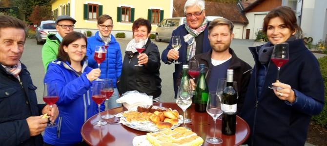 Weinblattler Kastanienbraten 2016