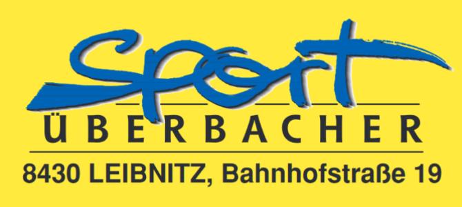 Sport Überbacher als neuer Partner und Sponsor der Weinblattler Südsteiermark